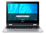 "ACER Chromebook Spin 311 11,6"" HD touch MediaTeK MT8183C 8-core, 4 GB RAM, 64 GB SSD, Google Chrome OS (NX.HUVED.002)"