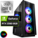 MULTITECH Prestige 2021 Platinum 1 - Intel i5-10600K 6x4,1GHz Turbo, 32GB , 1000GB SSD, Nvidia RTX2060 6GB, Win10 64-bit (MT-PRESTIGE2021-P1)