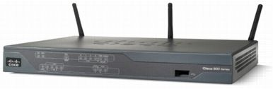 CISCO 887V VDSL2 OVER POTS SEC ROUTER W/ ISDN B/U EN (CISCO887V-SEC-K9 $DEL)