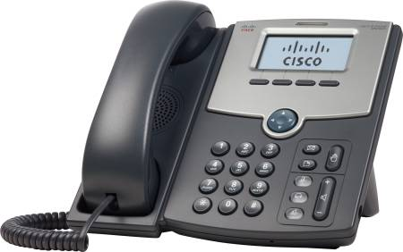 CISCO 1 Line IP Phone with Display PoE PC Port (SPA502G $DEL)