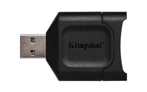 KINGSTON MobileLite Plus USB 3.1 SDHC/SDXC UHS-II Card Reader (MLP)