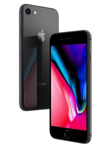APPLE K/iPhone 8 64GB Space Grey | 2 års garan (MQ6G2QN/A-2YWR)