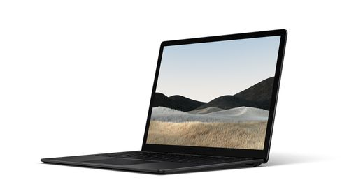 MICROSOFT SURFACE LAPTOP 4 13IN I5/8/512I COMM BLACK NORDIC W10P NOOD SYST (5BV-00013)