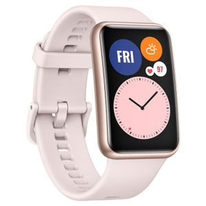 HUAWEI WATCH FIT PINK WITH PINK STRAP (55025876)