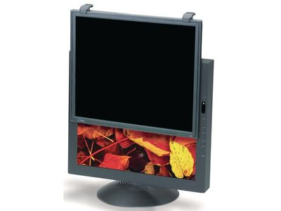 3M Framed Privacy Filter for 24 Widescreen Monitor (16:10) (PF324W)