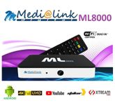 MEDIALINK Medialink ML8000 Android Multimedia 4K UHD + WI-FI + H265 (ml8000and)