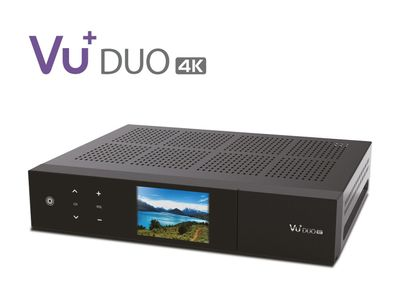 Vu+ DUO 4K PVR READY (VU DUO-4K-BUNDLE)