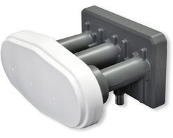 Inverto Inverto Monoblock Single LNB 3° Black Pro 0,2dB, 19E, 16E, 13E (inverto3lnb)