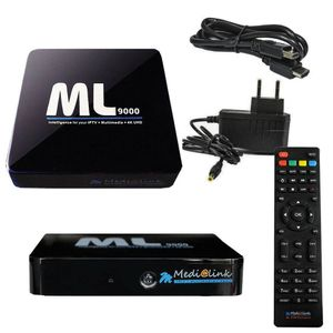 MEDIALINK ML9000 ANDROID & LINUX IPTV (ml9000iptv)
