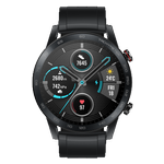 HONOR MAGICWATCH 2 46MM WITH SILICONE WRISTBAND CHARCOAL BLACK (55024855)