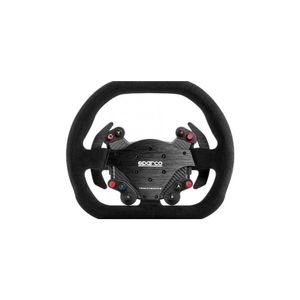 THRUSTMASTER Thrustmaster Competition Wheel add on Sparco P310 Mod Black Steering wheel Digital PC, Xbox One (3362934001568)