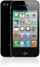 APPLE Iphone 4S 64GB, Black (MD258EU)