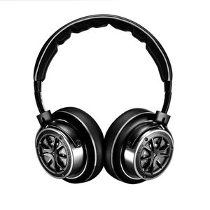 1MORE Triple Driver Over-Ear Headphones Silver (H1707-Silver)