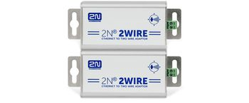 2N 2Wire (set of 2 adaptors and power source for EU) (9159014EU)