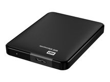 WESTERN DIGITAL HDD EXT Elements 3TB Black WorldWide