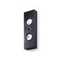 "CANTON Atelier 700, In/Onwall Speaker, 2x7"" LF, 1"" HF, 4-8 Ohm, Black, semi-gloss,  Single unit"