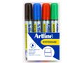 ARTLINE WHITEBOARDPENNA 519 4-SET
