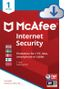 MCAFEE INTERNET SECURITY 1 DVC MFE IS 1DEV SUB1:1 ND_ND         IN LICS
