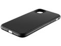 SANDBERG Cover iPhone 11 Soft Black