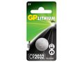 GP CR 2032 1-pack Lithium button cells