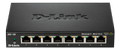 D-LINK 8-Port Gigabit Ethernet Metal