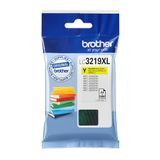 BROTHER LC-3219XLY INKCARTRIDGE YELLOW 1500 PAGES ISO STANDARD 24711 SUPL