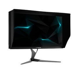 "ACER 27"" gamingskjerm Predator X27P 3840x2160 IPS, 144hz, 4ms, 1000:1, G-Sync Ultimate, HDR600, HDMI/DP (UM.HX0EE.P01)"