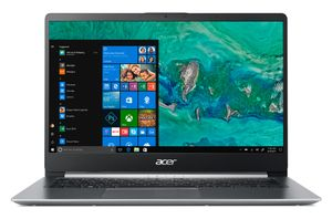 ACER Swift 1 SF114-32-C6XT 14in FHD ComfyView N4000 4GB RAM 64GB eMMC UMA Thin Light alu Fanless Type-C W10H (WU)(RDKK) (NX.GXHED.007)