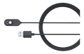 ARLO Ultra Indoor Magnetic Charging Cable - Black