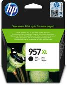 HP 957 XL Ink Cartridge Black Extra High Yield 3000 pages