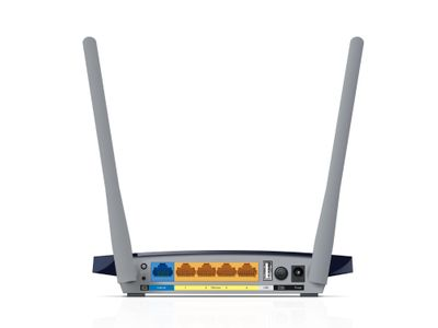 TP-LINK AC1200 Wireless Dual Band Router - Mediatek - 867Mbps at 5GHz + 300Mbps at 2.4GHz - 802.11ac/ a/ b/ g/ n (Archer C50)