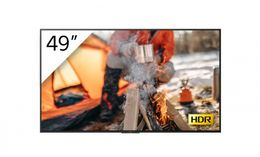 """SONY 49"""" FWD-49X70H/ T,  4K, Linux, TV-Tuner"""
