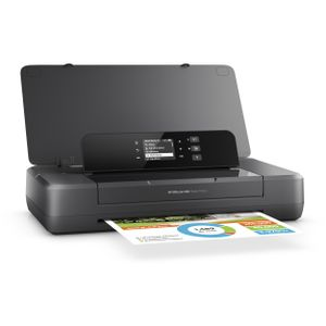 HP Officejet 200 Mobile Printer A4 color Inkjet (CZ993A#BHC)