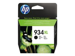 HP 934XL original ink cartridge black high capacity 1.000 pages 1-pack Blister multi tag