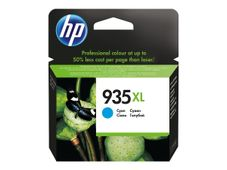 HP 935XL original ink cartridge cyan high capacity 825 pages 1-pack Blister multi tag