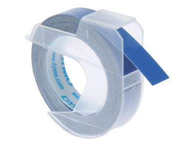 DYMO STAMPING STRIP 9MMX3M WHITE NOT ADHESIVE ACCS (S0898140)