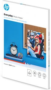 HP Q5451A Everyday Glossy Photo Pape inkjet 200g/m2 A4 25 sheets 1-pack (Q5451A)