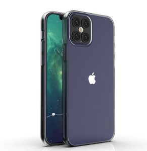 INSMAT BACKCOVER/ IPHONE 12/12 PRO CRYSTAL (650-1816)