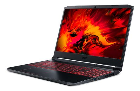 "ACER Nitro 5 AN515-55 15,6"" FHD 144 Hz GeForce GTX 1650 Ti, Core i7-10750H,  16 GB RAM, 512 GB SSD, Windows 10 Home (NH.Q7JED.00J)"