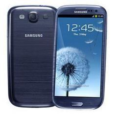 Galaxy I9300 Metallic Blue