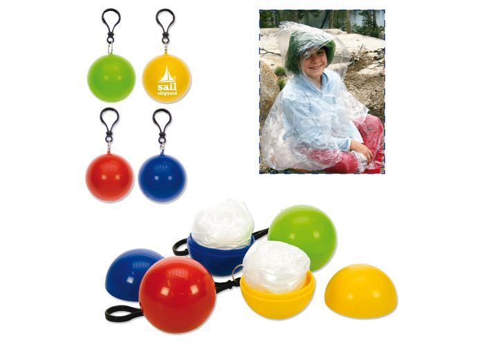 In-a-Ball - Poncho