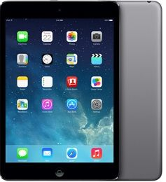 iPad mini RetinaWiFi Cell 32GB SpaceGray