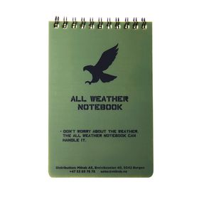 All Weather Notebook - Notatblokk