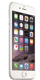 iPhone 6 Plus 16 GB - Mobiltelefon - Sølv