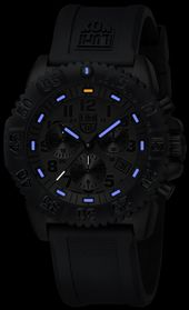 Navy Seal Colormark Chronograph 3081.BO - Klokke