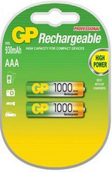 GP Super Alkaline 2-pack - AAA - Batteri