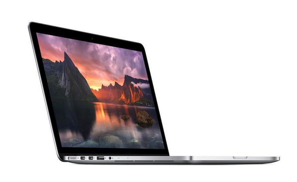 "APPLE MacBook Pro 13"" Retina Display Dual-core i5 2.7GHz, 8GB, 128GB PCIe-based Flash Storage, Iris Graphics (MF839H/A)"