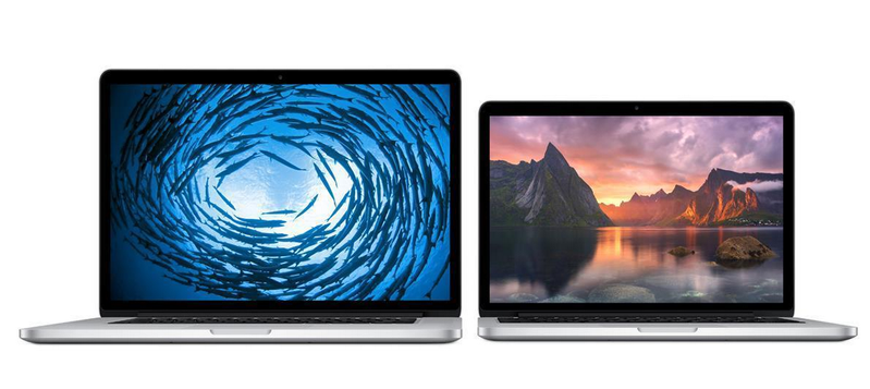 "MacBook Pro 13"" Retina Display Dual-core i5 2.7GHz, 8GB, 128GB PCIe-based Flash Storage, Iris Graphics"