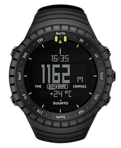 SUUNTO Core - Klokke - All Black (SS014279010)