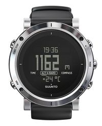 SUUNTO Core - Brushed Steel - Klokke